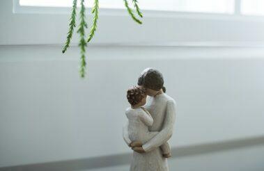 Salud Mental Perinatal Madre con hijo tristeza